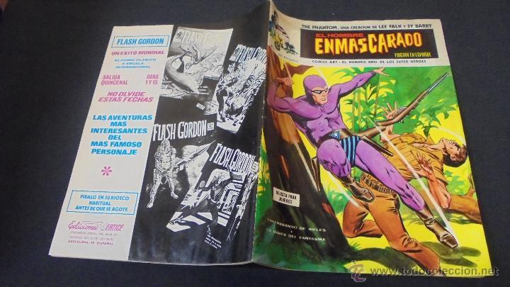 EL HOMBRE ENMASCARADO - Nº 15 - EDICIONES VERTICE. (Tebeos y Comics - Vértice - Hombre Enmascarado)