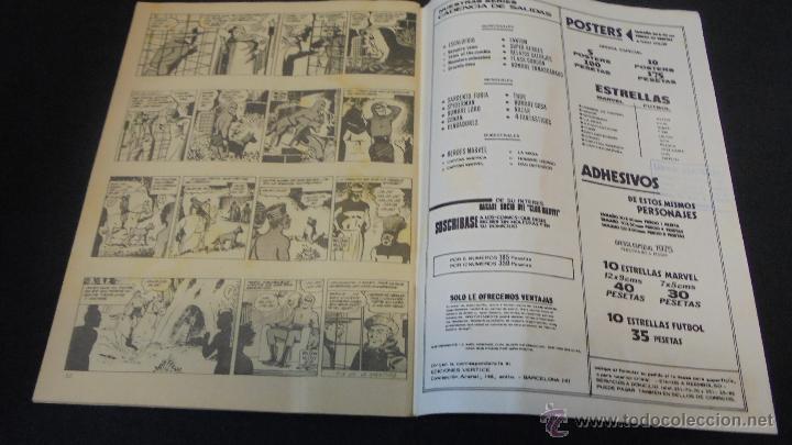 Cómics: EL HOMBRE ENMASCARADO - Nº 19 - EDICIONES VERTICE. - Foto 2 - 47987899