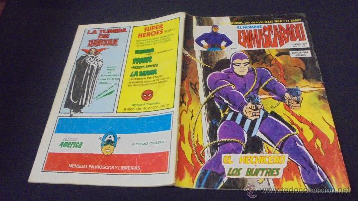 EL HOMBRE ENMASCARADO - VOL 2 - Nº 5 - EDICIONES VERTICE. (Tebeos y Comics - Vértice - Hombre Enmascarado)