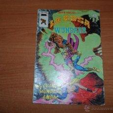 Comics: SUPER HEROES VERTICE V2 Nº 122 LA COSA Y WUNDARR. Lote 48006589
