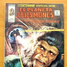 Cómics: EL PLANETA DE LOS MONOS Nº 22 - EDICIONES VÉRTICE 1974. Lote 48081698