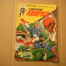 Cómics: CAPITÁN AMERICA Nº 43, VOLUMEN 3, EDITORIAL VÉRTICE. Lote 48105261