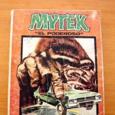 Cómics: MYTEK, Nº 5 EDICIÓN ESPECIAL, 288 PÁGINAS - EDICIONES VÉRTICE 1972. Lote 48150055