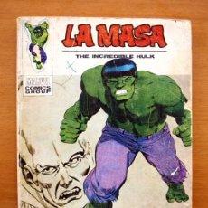 Comics: LA MASA, Nº 31 - EDICIONES VÉRTICE 1973 - V. 1 TACO. Lote 48152939