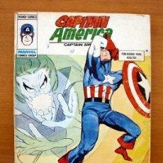 Cómics: CAPITÁN AMÉRICA, Nº 36 - EDICIONES VÉRTICE 1974 - V. 1 TACO. Lote 48153618