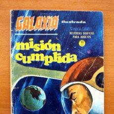 Cómics: GALAXIA, Nº 24 - GRAPA - EDICIONES VÉRTICE 1965. Lote 48153826