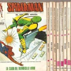 Cómics: VERTICE SPIDERMAN V1 Nº 55 LA CAIDA DEL DUENDECILLO VERDE. Lote 48165484