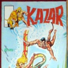 Cómics: COMIC KAZAR LINEA SURCO Nº7 NUEVO 1983. Lote 48183352