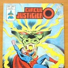 Cómics: CIRCULO JUSTICIERO, Nº 14 - EDICIONES VÉRTICE 1978 - V.1. Lote 48208134