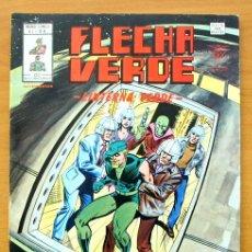 Cómics: FLECHA VERDE, Nº 8 - EDICIONES VÉRTICE 1978 - V.1. Lote 48208175