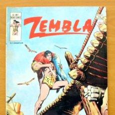 Cómics: ZEMBLA, Nº 2 - EDICIONES VÉRTICE 1978 - V.1. Lote 48208213