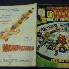 Cómics: HOMBRE DE HIERRO - Nº 4-82 - EDICIONES VERTICE.. Lote 48209775