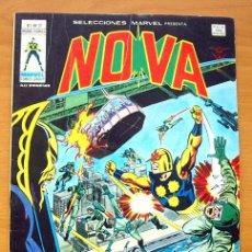 Cómics: SELECCIONES MARVEL - NOVA, Nº 37 - EDICIONES VÉRTICE 1977 - V.1. Lote 48213099