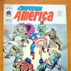 Cómics: CAPITÁN AMÉRICA, Nº 3 - EDICIONES VÉRTICE 1976 - V.3. Lote 48213215
