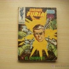 Cómics: CORONEL FURIA Nº 14, VOLUMEN 1, 128 PÁGINAS, EDITORIAL VÉRTICE. Lote 48216632