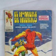 Cómics: CÓMIC EL HOMBRE DE HIERRO / IRON MAN. EL SEÑOR DE LOS MONSTRUOS - Nº 13 - ED. VÉRTICE. Lote 48282074
