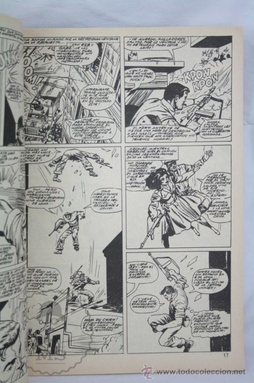 Cómics: Cómic Sargento Furia - V.2 - Nº 29. ¡...Esa Francia Debería Ser Libre! - Ed. Vértice / Mundi-Cómics - Foto 3 - 48293869