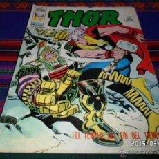 Comics: VÉRTICE VOL. 2 THOR Nº 26 35 PTS. 1976. EL TEMPLO DEL FIN DEL TIEMPO. MUY BUEN ESTADO.. Lote 48294335