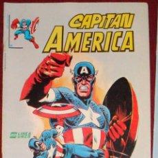 Cómics: COMIC CAPITÁN AMÉRICA 2 COMICS VÉRTICE LINEA 82 Nº 1 Y LINEA SURCO Nº 5 NUEVO. Lote 48294681