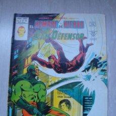 Cómics: HEROES MARVEL EL HOMBRE DE HIERRO Y DAN DEFENSOR V.2 Nº 54. Lote 48351747