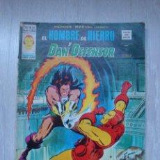 Cómics: HEROES MARVEL EL HOMBRE DE HIERRO Y DAN DEFENSOR V.2 Nº 39. Lote 48363673