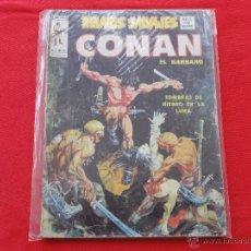 Comics : RELATOS SALVAJES Nº 10. CONAN. SOMBRAS DE HIERRO EN LA LUNA . Lote 48388029