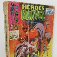 Cómics: VERTICE VOL.1 HEROES MARVEL Nº 7 TACO. Lote 48391096