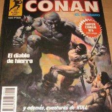 Cómics: LA ESPADA SALVAJE DE CONAN. Lote 48420864