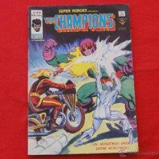 Cómics: SUPER HEROES Nº 96. THE CHAMPIONS. Lote 48440735