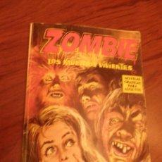 Cómics: ZOMBIE LOS MUERTOS VIVIENTES 1974 (NOVELA GRÁFICA PARA ADULTOS) EDICIONES PETRONIO. Lote 48443084