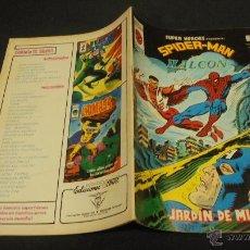 Cómics: SUPER HEROES - SPIDER-MAN Y EL HALCON - VOL. 2 - Nº 98 - MUNDI-COMICS - VERTICE.. Lote 48480446