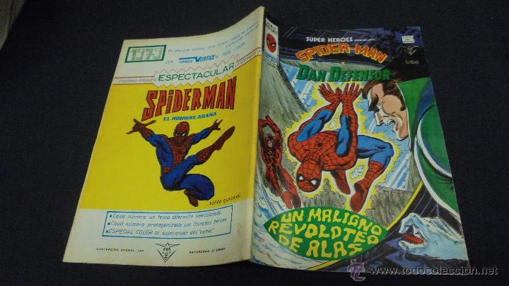 SUPER HEROES - SPIDER-MAN Y DAN DEFENSOR - VOL. 2 - Nº 99 - MUNDI-COMICS - VERTICE. (Tebeos y Comics - Vértice - Super Héroes)