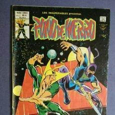 Fumetti: LOS INSUPERABLES VOL. 1 # 24 (VERTICE) - PUÑO DE HIERRO - 1979. Lote 51082077