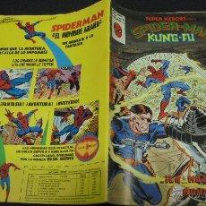 Cómics: SUPER HEROES - SPIDER-MAN Y KUNG-FU - VOL. 2 - Nº 113 - MUNDI-COMICS - VERTICE.. Lote 48483131
