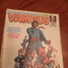 Cómics: VAMPUS Nº 35,. Lote 48484709