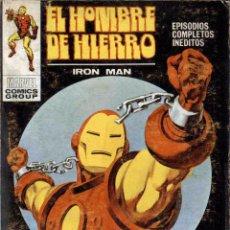 Cómics: EL HOMBRE DE HIERRO VOL.1 Nº 24 : MORTAL VICTORIA. Lote 48521181