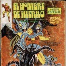 Cómics: EL HOMBRE DE HIERRO VOL.1 Nº 20 : EL GEMIDO DEL DEMONIO. Lote 48527226