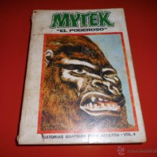 Mytex ,El poderoso, vol. 4 taco edicion especial , vertice