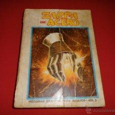 Cómics: ZARPA DE ACERO VOL. 3 TACO EDICION ESPECIAL VERTICE. Lote 48543355