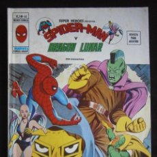 Cómics: SUPER HEROES VOLUMEN 2 60 VERTICE. SPIDERMAN Y DRAGON LUNAR.. Lote 48604057