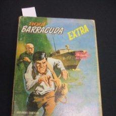 Cómics: AQUI BARRACUDA - Nº 4 - LA JUNGLA SUBTERRANEA - EDICIONES VERTICE -. Lote 48613420