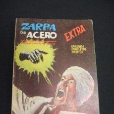 Cómics: ZARPA DE ACERO - Nº 9 - TERRITORIO PROHIBIDO - EDICIONES VERTICE -. Lote 48613787