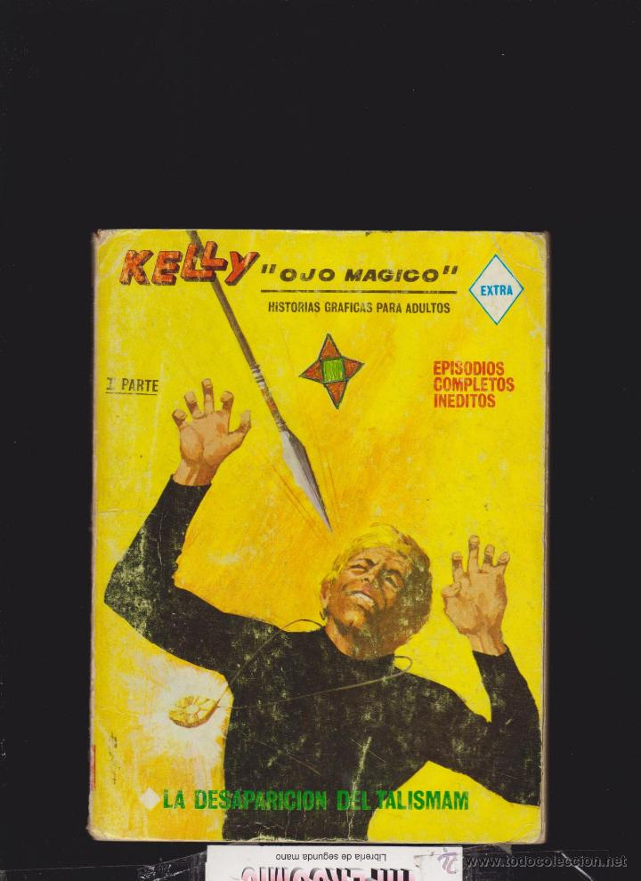 KELLY / OJO MAGICO VOL 1 Nº 12 ( VERTICE ) (Tebeos y Comics - Vértice - Otros)