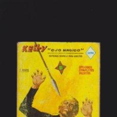 Comics - KELLY / OJO MAGICO VOL 1 Nº 12 ( VERTICE ) - 48753942