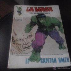 Cómics: LA MASA VOLUMEN 1 NUMERO 31 VERTICE. HULK.. Lote 135923626