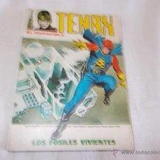 Cómics: TENAX EL INVENCIBLE Nº 13 LOS FÓSILES VIVIENTES. Lote 48767631