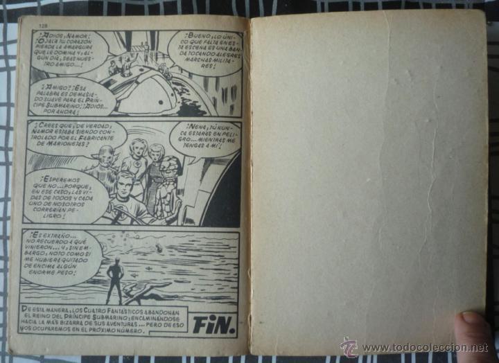 Cómics: LOS 4 FANTASTICOS V.1 Nº 7 - Foto 5 - 28212881