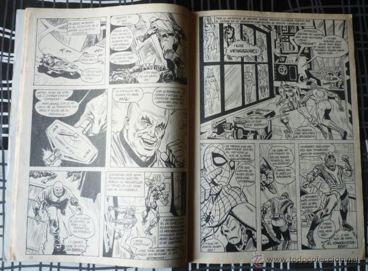 Cómics: ESPECIAL SUPER HEROES Nº 2 - SPIDERMAN Y EL HOMBRE DE HIERRO - Foto 4 - 48854173