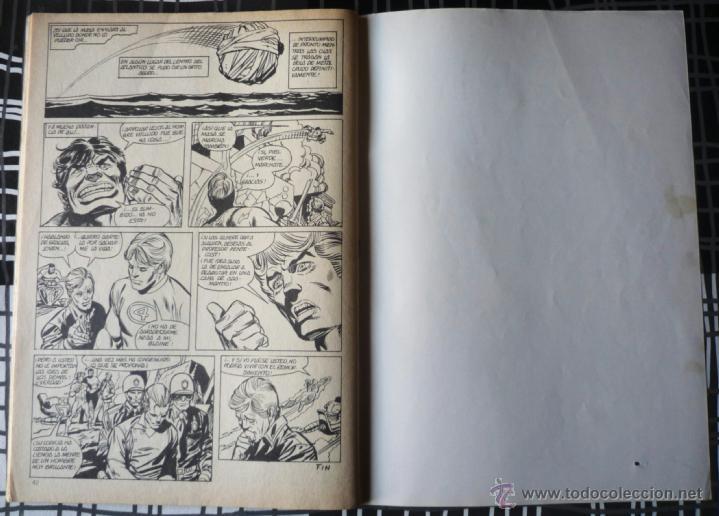 Cómics: ESPECIAL SUPER HEROES Nº 2 - SPIDERMAN Y EL HOMBRE DE HIERRO - Foto 5 - 48854173