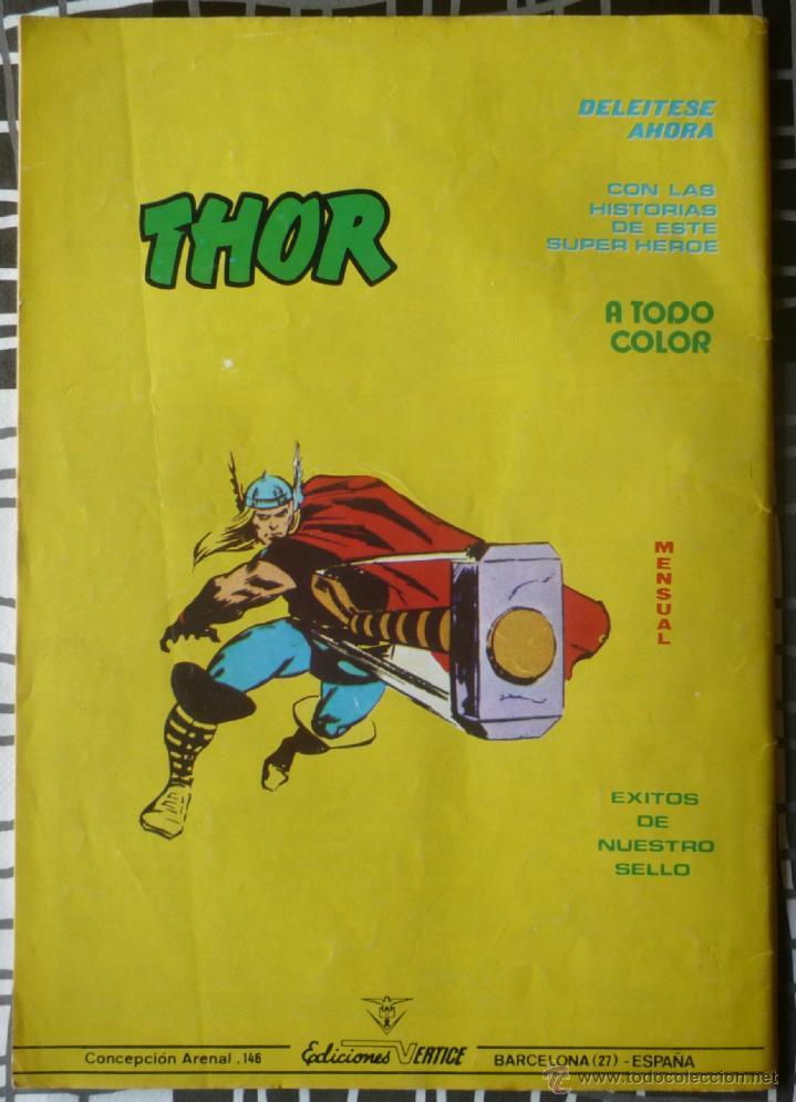Cómics: ESPECIAL SUPER HEROES Nº 14 - SPIDERMAN Y LA ANTORCHA HUMANA - Foto 2 - 48854489